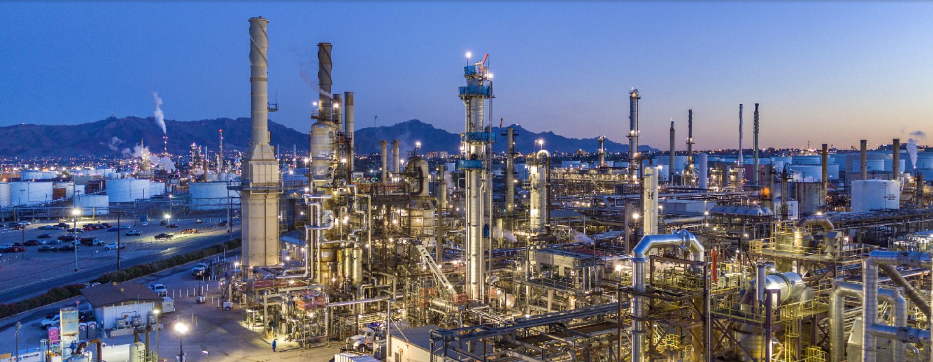 Refineries-picture